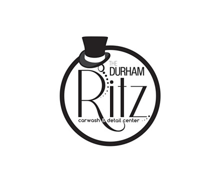 The Durham Ritz Logo