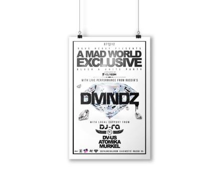 DMNDZ Flyer