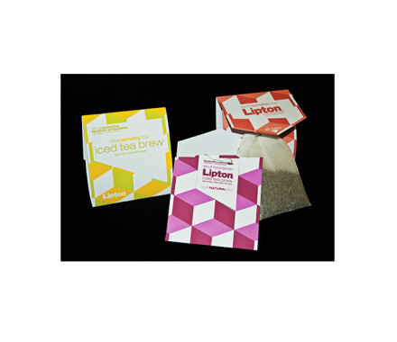Lipton Tea Packaging Re-brand Concept